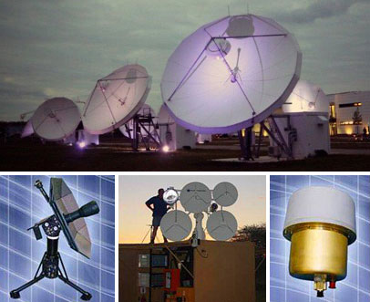 Antenna Systems Division, Communications & Power Industries